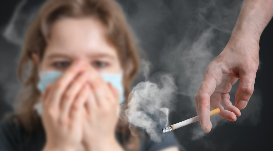 Higher education doesn't protect equally against secondhand smoke