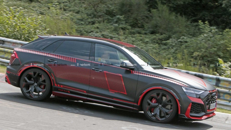 Audi RS Q8 Has Reportedly Broken The Nurburgring SUV Lap Record