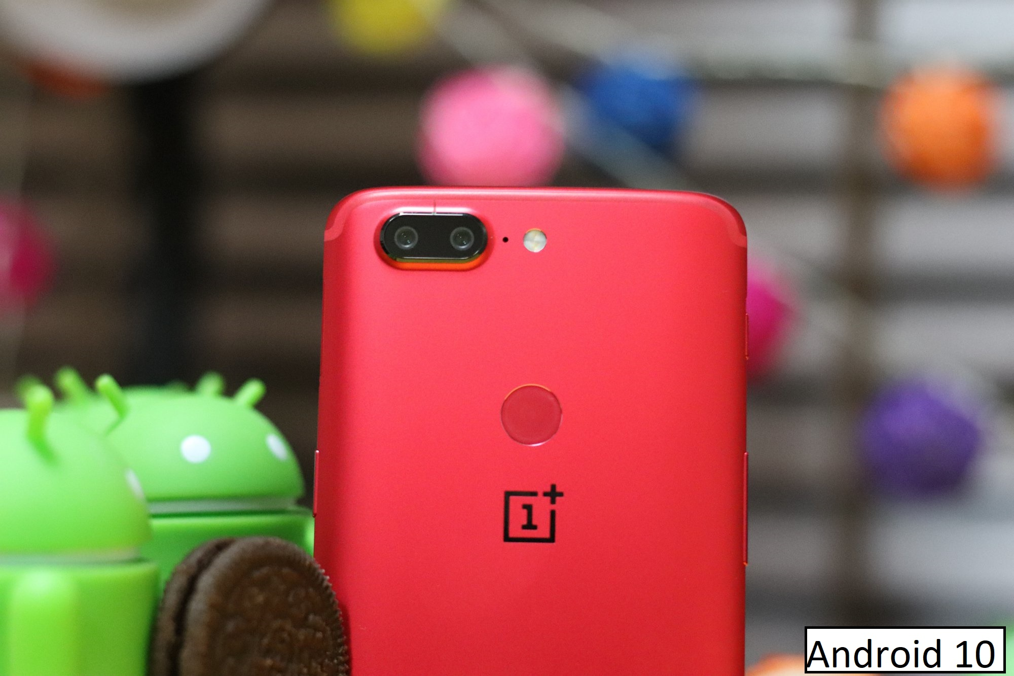 OnePlus 5 and 5T