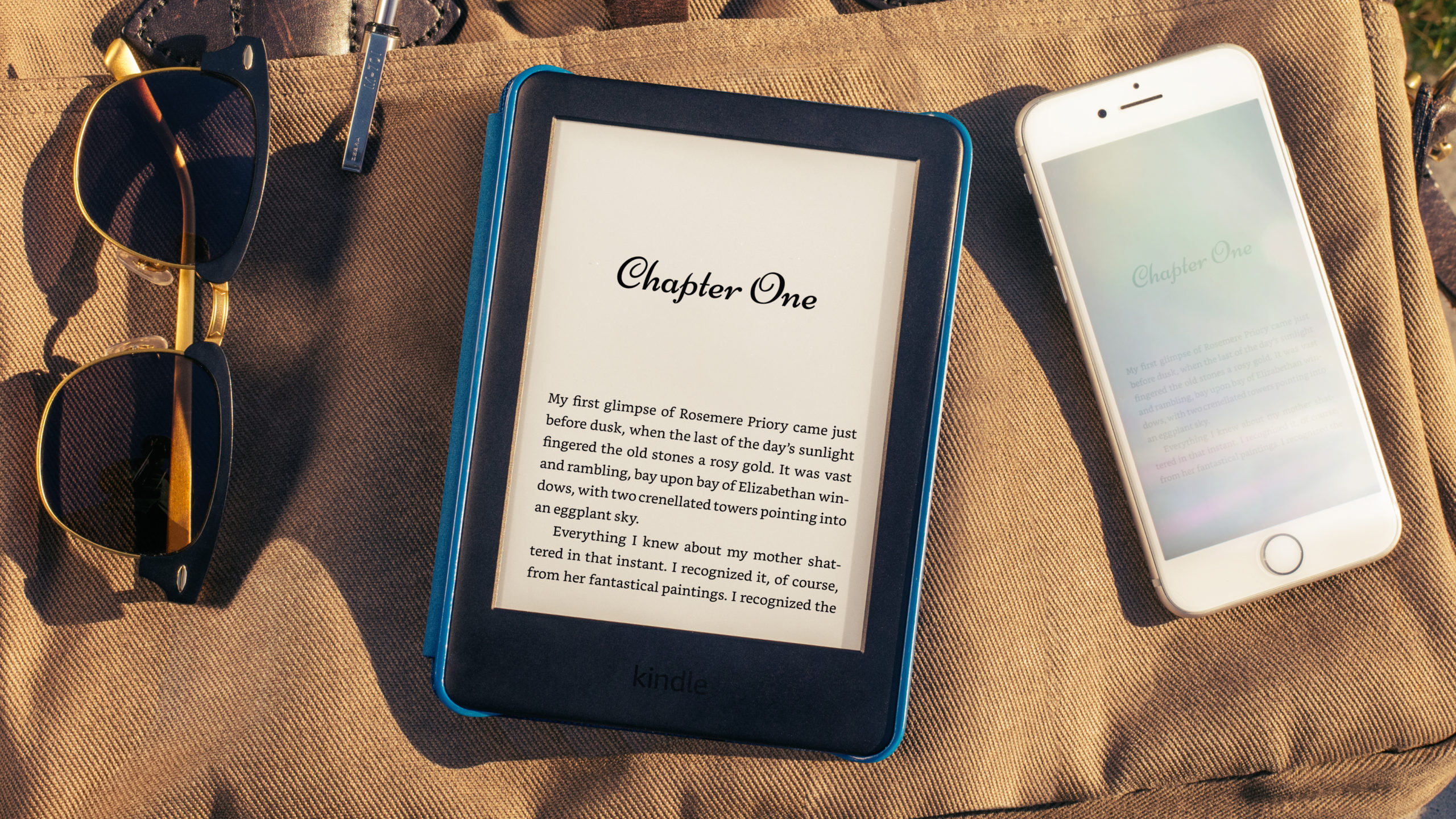 Top 3 Best KINDLE deals this month