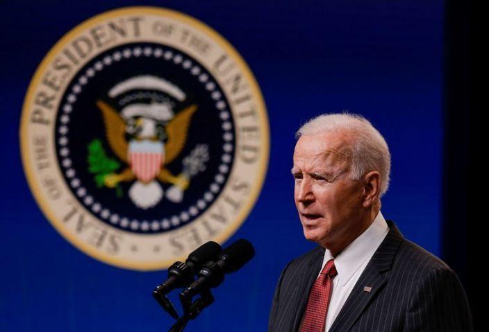Joe Biden climate summit on Earth Day