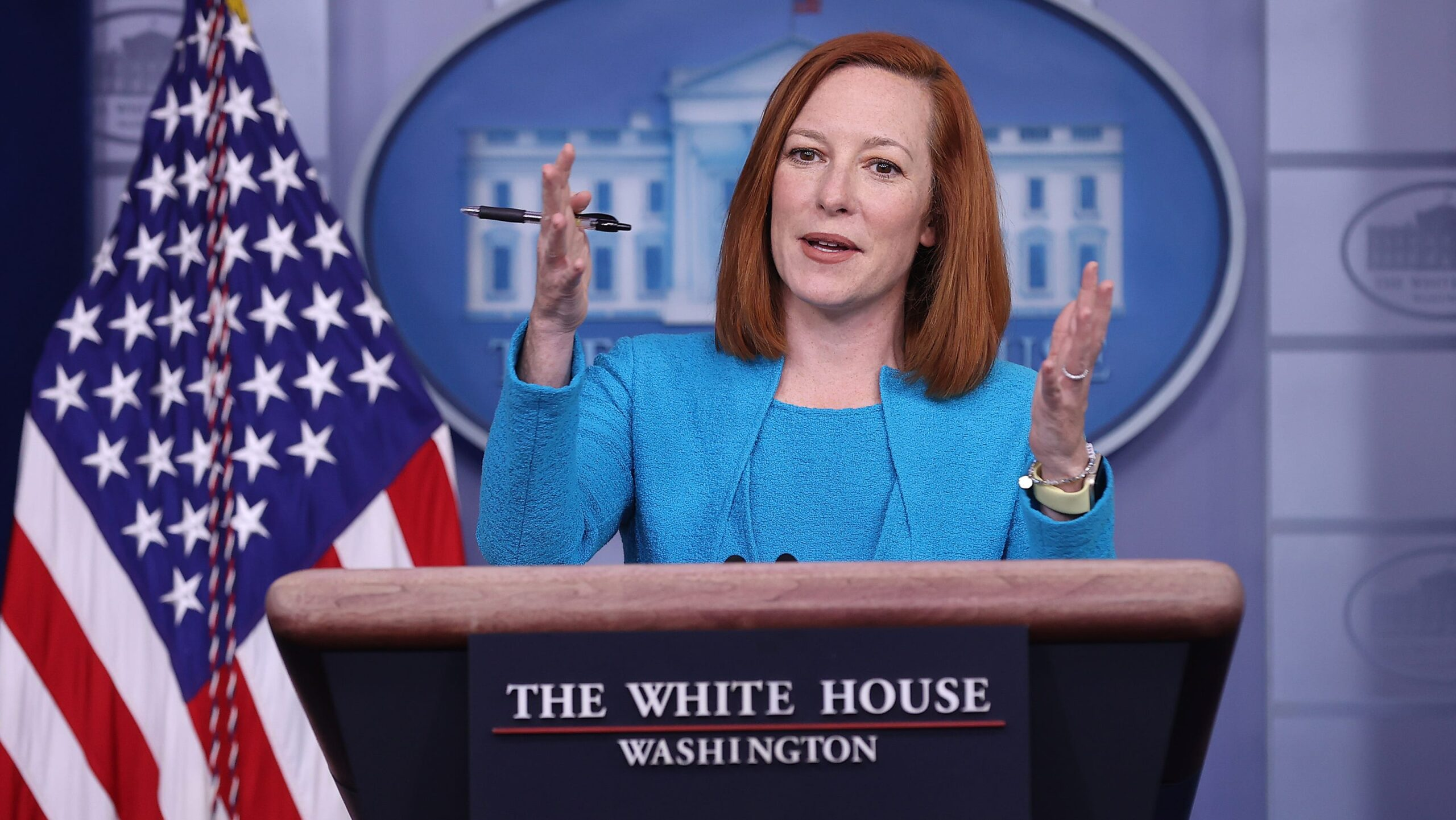 White House Tackles Media Over COVID Reports
